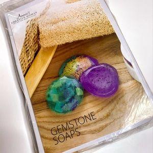 Annie's Creative Woman Gemstone Soaps Kit